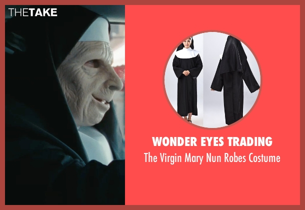 Wonder Eyes Trading costume from The Town seen with Slaine (Albert 'Gloansy' Magloan)
