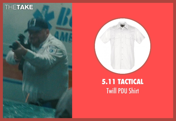 5.11 Tactical shirt from The Town seen with Slaine (Albert 'Gloansy' Magloan)