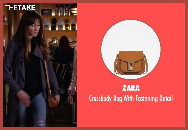 Zara brown detail from Pretty Little Liars seen with Spencer Hastings  (Troian Bellisario)