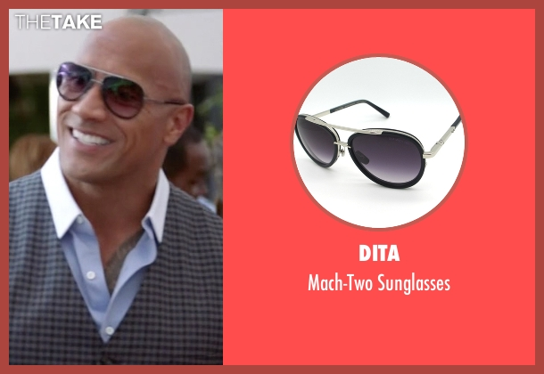 Dita sunglasses from Ballers seen with Spencer Strasmore (Dwayne Johnson)