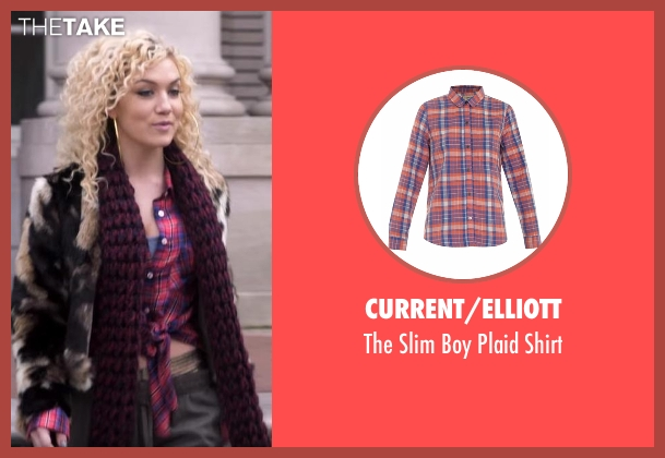 Current/Elliott pink shirt from Star seen with Star (Jude Demorest)