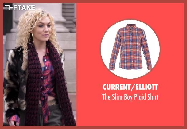 Current/Elliott pink shirt from Star seen with Star (Jude Demorest)