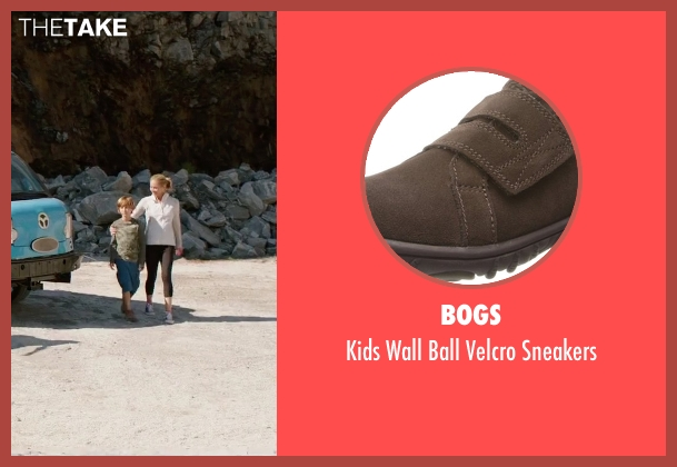 Bogs brown sneakers from Vacation seen with Steele Stebbins (Kevin Griswold)
