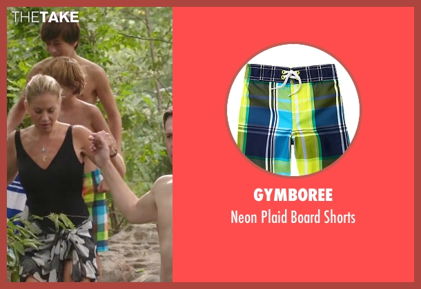 Gymboree shorts from Vacation seen with Steele Stebbins (Kevin Griswold)