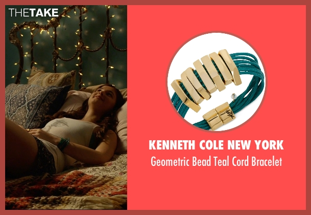 Kenneth Cole New York green bracelet from Insidious: Chapter 3 seen with Stefanie Scott (Quinn Brenner)