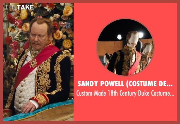 Sandy Powell (Costume Designer) costume from Cinderella seen with Stellan Skarsgård (Grand Duke)