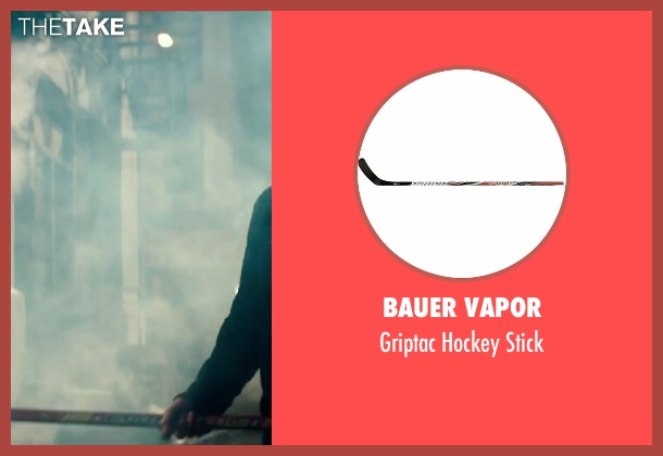 Bauer Vapor stick from Teenage Mutant Ninja Turtles: Out of the Shadows seen with Stephen Amell (Casey Jones)