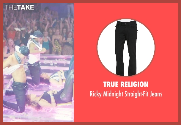 True Religion black jeans from Magic Mike XXL seen with Stephen Boss (Unknown Character)