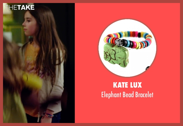 Kate Lux bracelet from No Escape seen with Sterling Jerins (Lucy Dwyer)
