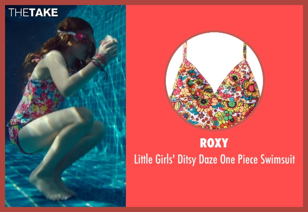 Roxy swimsuit from No Escape seen with Sterling Jerins (Lucy Dwyer)