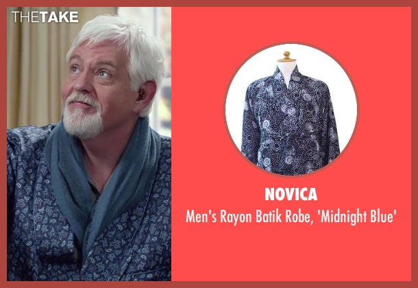 Novica blue blue' from Dumb and Dumber To seen with Steve Tom (Dr. Pichlow)