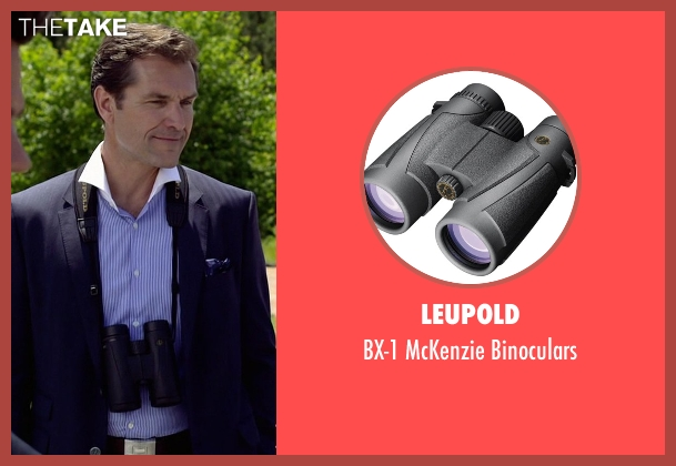 Leupold binoculars from Need for Speed seen with Stevie Ray Dallimore (Bill Ingram)