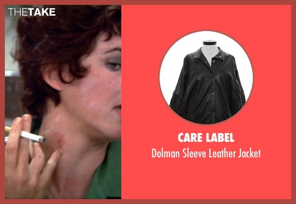 Care Label black jacket from Grease seen with Stockard Channing (Rizzo)
