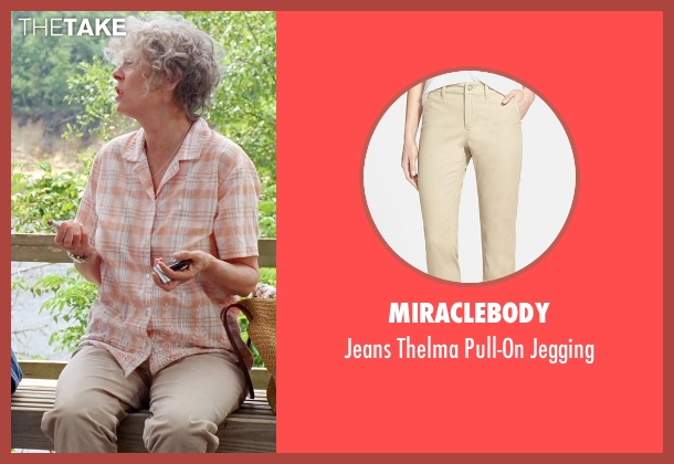 Miraclebody beige jegging from Tammy seen with Susan Sarandon (Pearl)