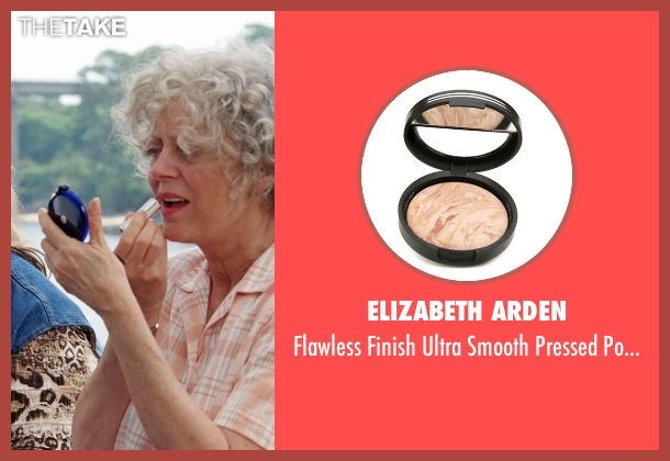 Elizabeth Arden powder from Tammy seen with Susan Sarandon (Pearl)