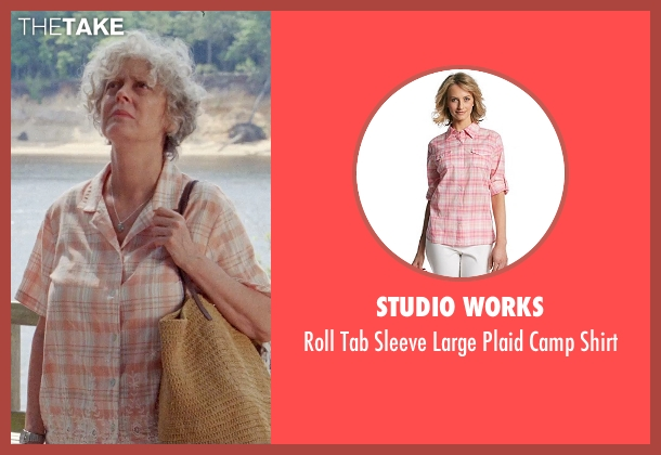 Studio Works shirt from Tammy seen with Susan Sarandon (Pearl)