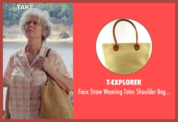 T-explorer yellow bag from Tammy seen with Susan Sarandon (Pearl)