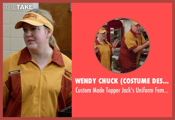Wendy Chuck (Costume Designer) female from Tammy