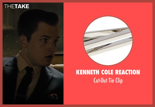 Kenneth Cole Reaction clip from Legend seen with Taron Egerton (Teddy Smith)