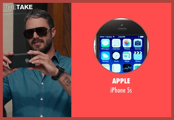 Apple 5s from The Other Woman seen with Taylor Kinney (Phil)