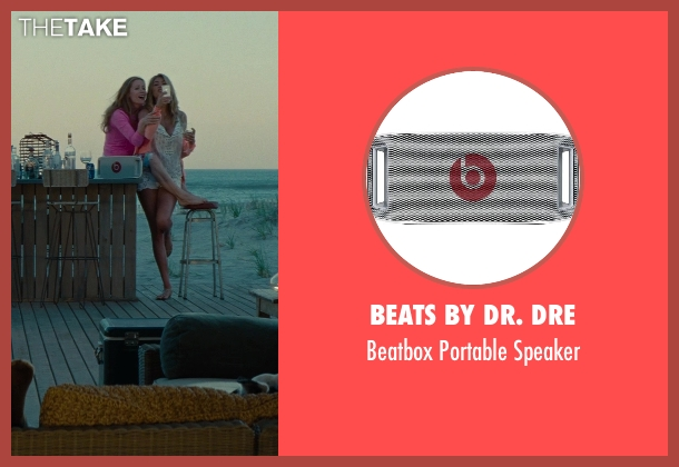 Beats by Dr. Dre speaker from The Other Woman seen with Taylor Kinney (Phil)