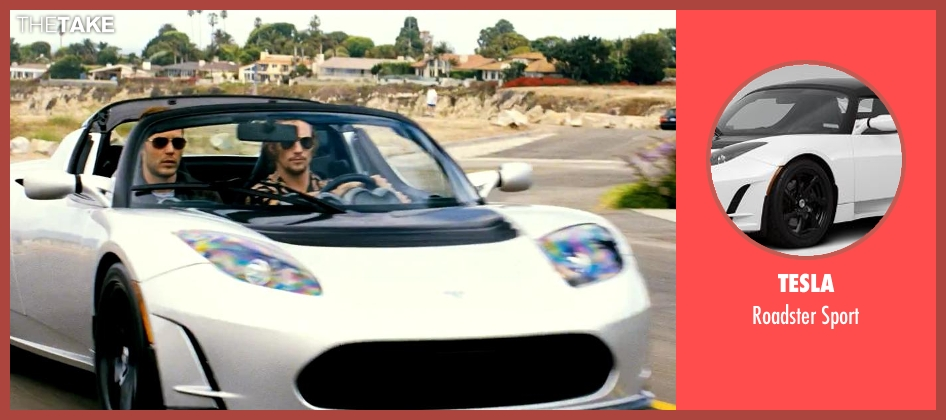 Tesla sport from Savages seen with Taylor Kitsch (Chon)