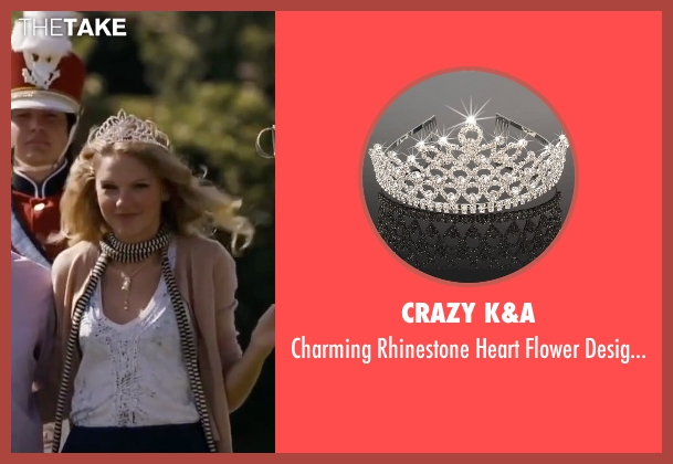 Crazy K&A crown from Valentine's Day seen with Taylor Swift (Felicia)