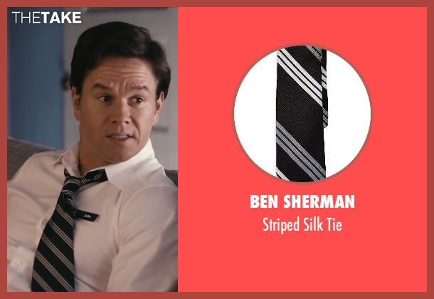 Ben Sherman black tie from Ted