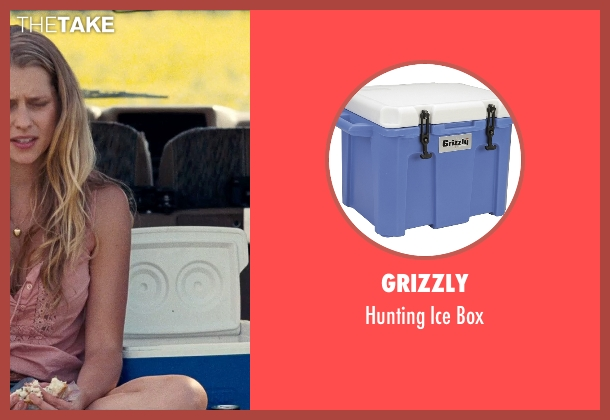 Grizzly box from Cut Bank seen with Teresa Palmer (Cassandra)
