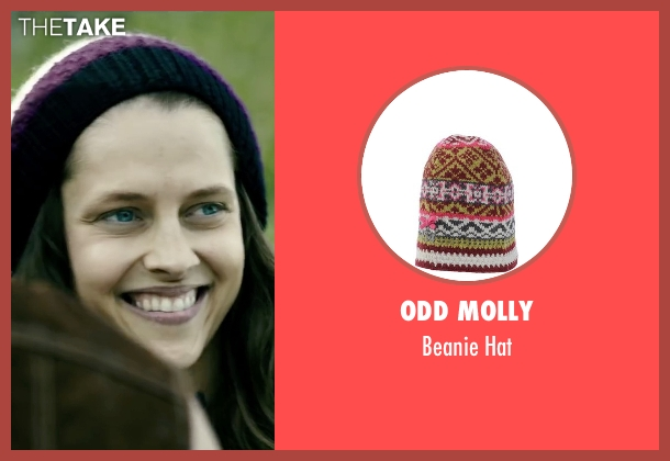 Odd Molly hat from Point Break seen with Teresa Palmer (Samsara)