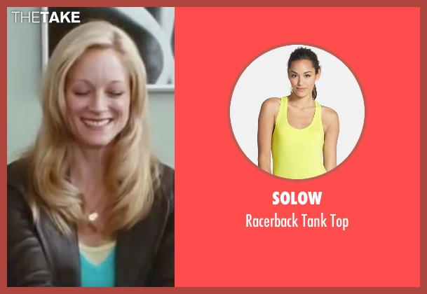 Solow yellow top from Little Fockers seen with Teri Polo (Pam Focker)