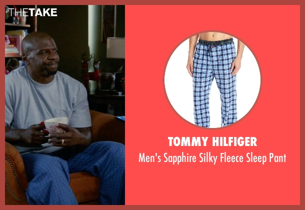 Tommy Hilfiger blue pant from Brooklyn Nine-Nine seen with Terry Jeffords  (Terry Crews)