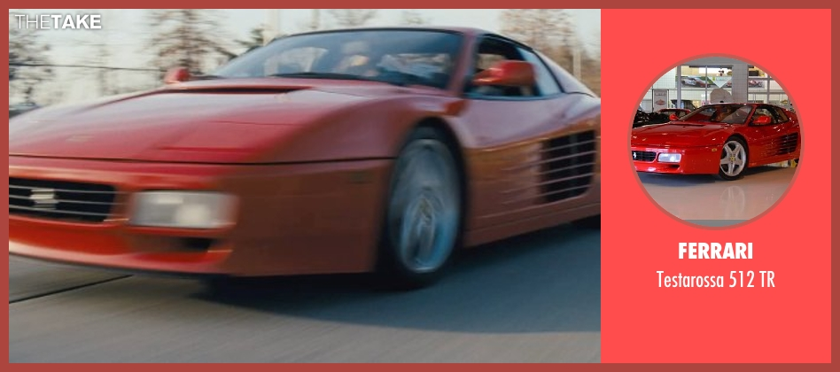 Ferrari tr from The Wolf of Wall Street