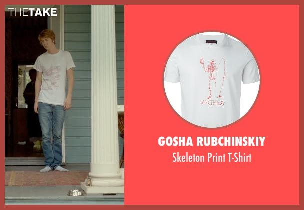 Thomas Mann Gosha Rubchinskiy Skeleton Print T-Shirt from Me and ...