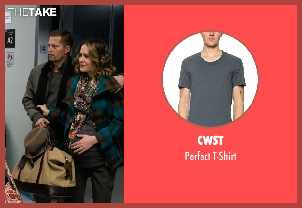 Cwst gray t-shirt from New Year's Eve seen with Til Schweiger (James Schwab)