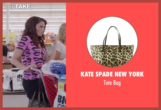 Kate Spade New York bag from Sisters seen with Tina Fey (Katie Ellis)