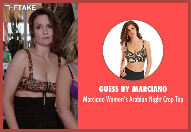 Guess By Marciano top from Sisters seen with Tina Fey (Katie Ellis)