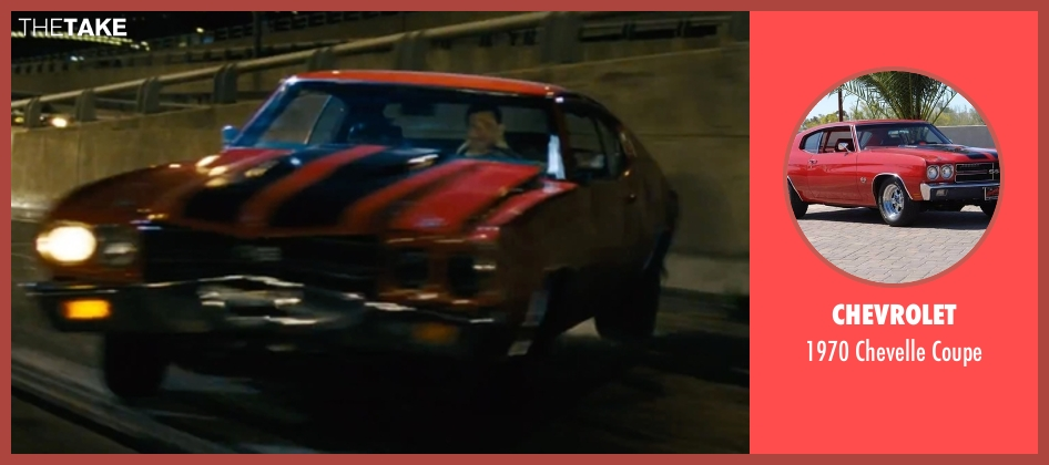 Chevrolet coupe from Jack Reacher seen with Tom Cruise (Jack Reacher)