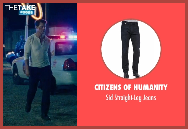 Citizens of Humanity black jeans from Jack Reacher: Never Go Back seen with Tom Cruise (Jack Reacher)