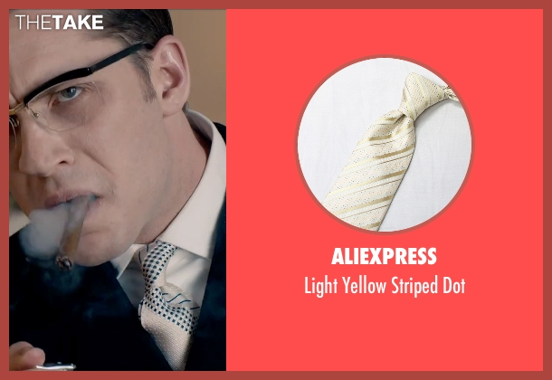 AliExpress beige dot from Legend seen with Tom Hardy (Ronald Kray)