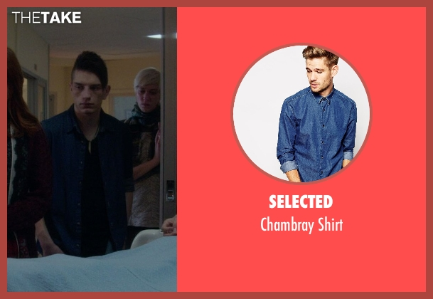 Selected shirt from If I Stay seen with Tom Vanderkam (Willamette Stone Band)