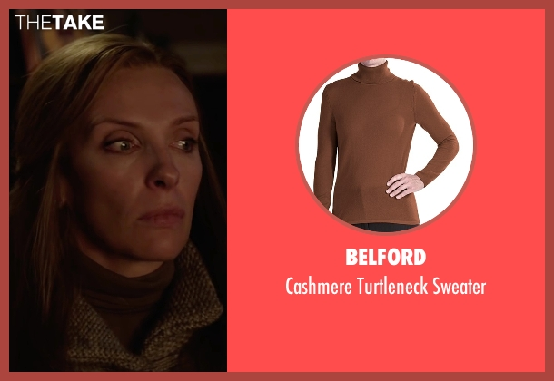 Belford brown sweater from Krampus seen with Toni Collette (Unknown Character)