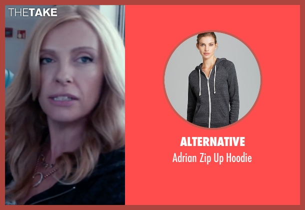 Alternative black hoodie from Miss You Already seen with Toni Collette (Milly)