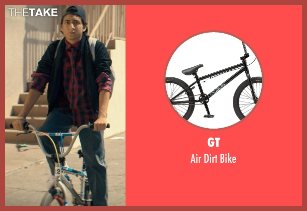 GT bike from Dope seen with Tony Revolori (Jib)