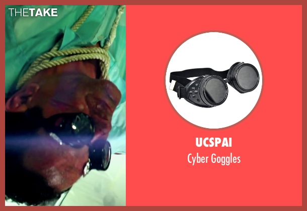 Ucspai goggles from Pain & Gain seen with Tony Shalhoub (Victor Kershaw)