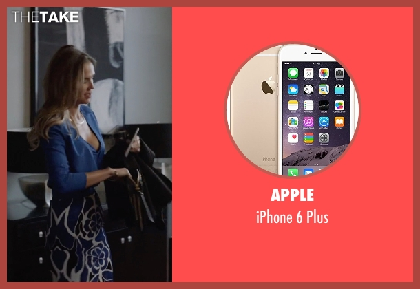 Apple plus from Ballers seen with Tracy Legette (Arielle Kebbel)