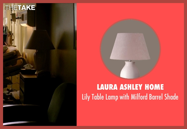 Laura Ashley Home shade from Transcendence