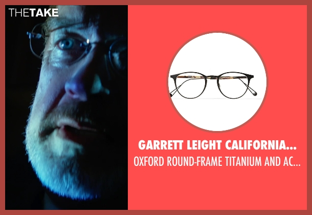 GARRETT LEIGHT CALIFORNIA OPTICAL glasses from Transformers: Age of Extinction