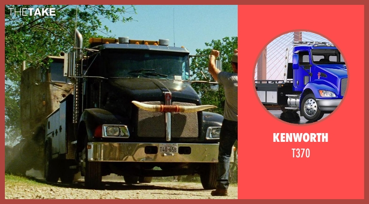 KENWORTH t370 from Transformers: Age of Extinction