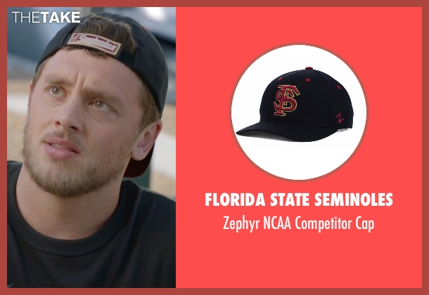 Florida State Seminoles cap from Ballers seen with Travis Mach (Adam Aalderks)